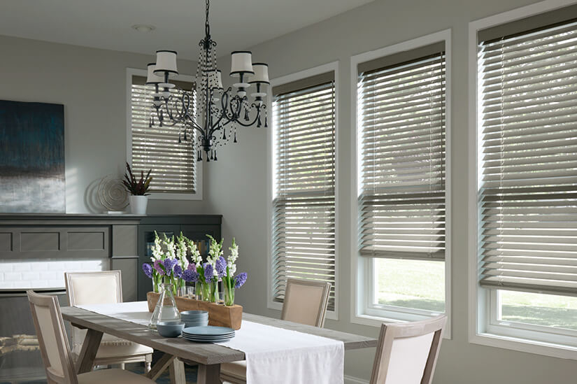 """2"""" Real Wood Blinds"""